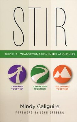 STIR: Spiritual Transformation in Relationships  -     By: Mindy Caliguire