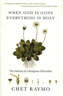 When God Is Gone, Everything Is Holy: The Making of a Religious Naturalist  -     By: Chet Raymo