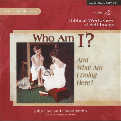 Who Am I? And What Am I Doing Here? Audio CD  -