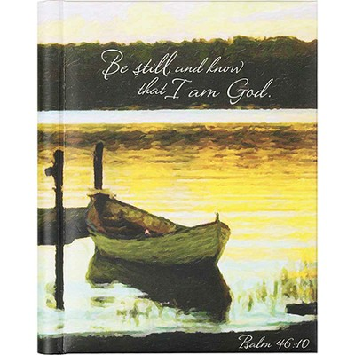 Be Still and Know That I Am God Journal  -