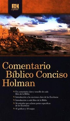 Comentario B&#237blico Conciso Holman, Holman Concise Bible Commentary  -     By: David S. Dockery