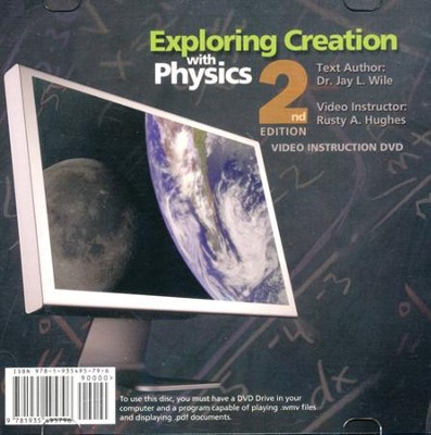 Exploring Creation with Physics Video Instruction DVD-Rom  -     By: Rusty Hughes
