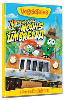 Minnesota Cuke and the Search for Noah's Umbrella--DVD  -