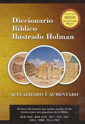 Diccionario Biblico Ilustrado Holman, Actualizado y Aumentado   (Holman Illustrated Bible Dictionary, Revised and Updated)  -