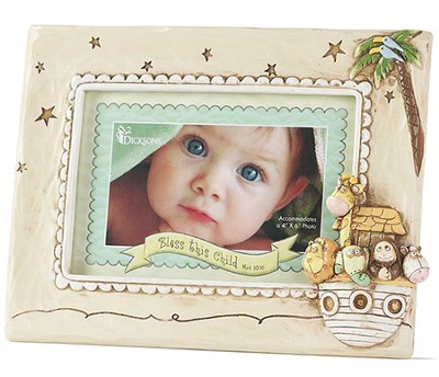 Bless This Child Photo Frame  -