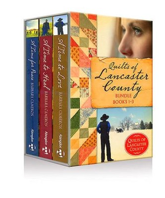 Quilts of Lancaster County - eBook  -     By: Barbara Cameron
