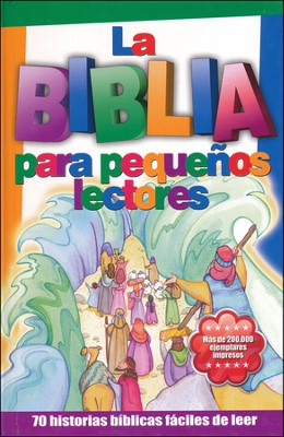 La Biblia para el Pequeno Lector: The Young Reader's Bible (Spanish edition)  -