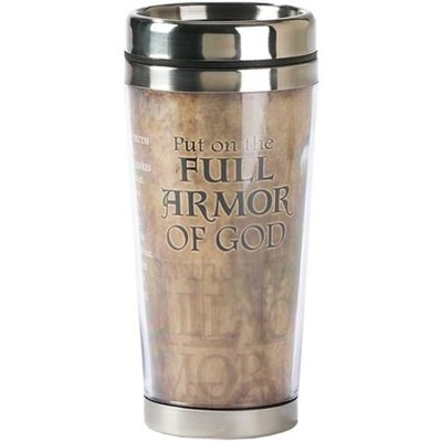 Full Armor of God Travel Mug  -