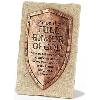 Full Armor of God Plaque  -