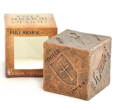 Full Armor of God Cube  -