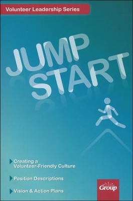 Jump Start  -     By: Group Publishing