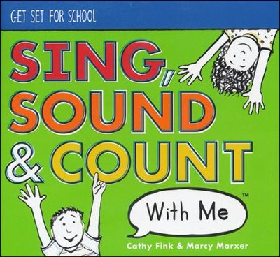 Sing, Sound and Count With Me Audio CD   -
