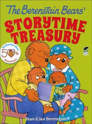 The Berenstain Bears' Storytime Treasury  -     By: Stan Berenstain