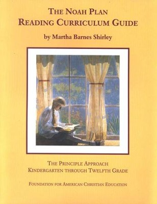 The Noah Plan Reading Curriculum Guide, Second Edition   -     By: Martha Barnes Shirley