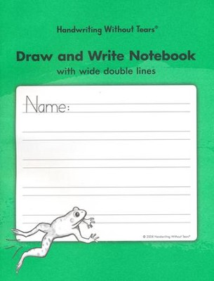 Draw and Write Notebook--Grades K to 1   -