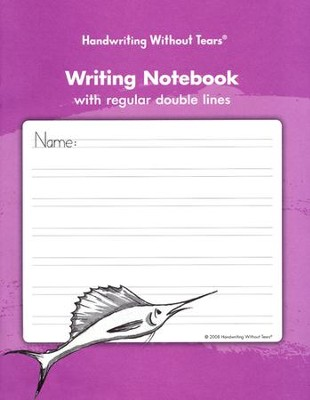Writing Notebook--Grades 2 to 3   -