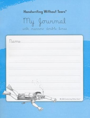 My Journal--Grades 4 and up   -