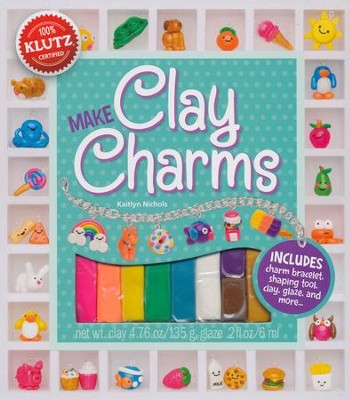 Make Clay Charms  -     By: Kaitlyn Nichols