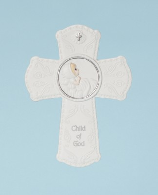 Precious Moments, Child of God, Wall Cross  -
