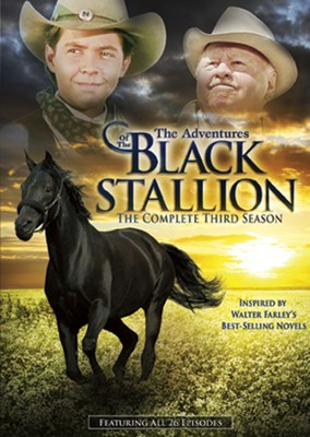 The Adventures of Black Stallion: The Complete Third Season  -