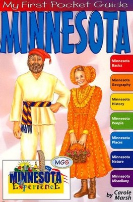 Minnesota Pocket Guide, Grades 3-8  -     By: Carole Marsh