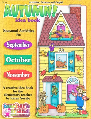 Autumn Idea Book  -