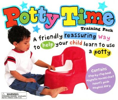 Potty Time Training Pack  -     By: Roger Priddy