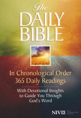 Daily Bible - in Chronological Order (NIV), The - eBook  -     By: F. LaGard Smith