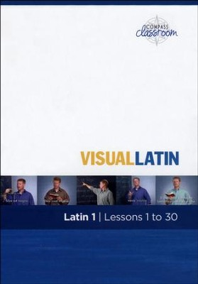 Visual Latin 1 (3 DVD's)   -