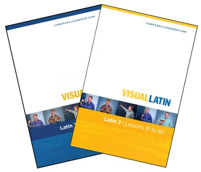 Visual Latin, Volumes 1 & 2   -
