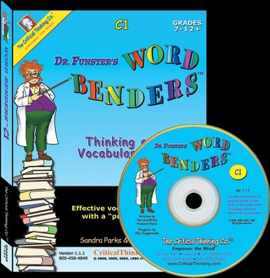 Word Benders C1 on CD-Rom   -