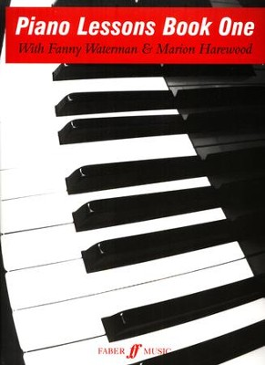 Piano Lessons, Book 1  -     By: Fanny Waterman, Marion Harewood
