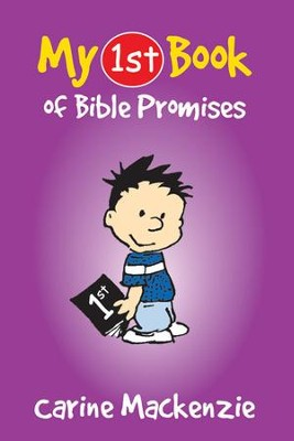 My First Book of Bible Promises    -     By: Carine MacKenzie
