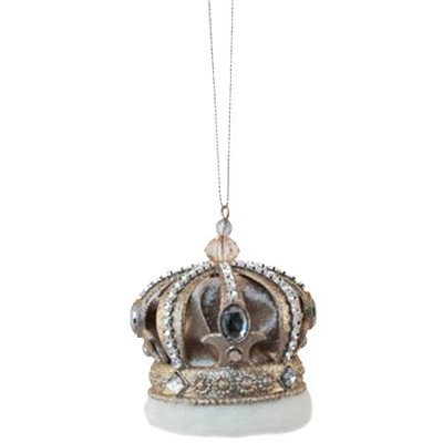 Crown Ornament  -