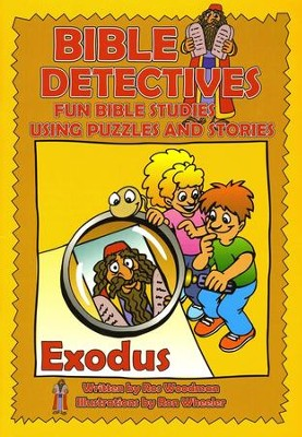 Bible Detectives: Exodus  -     By: Ros Woodman