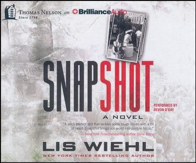 Snapshot - unabridged audiobook on CD  -     By: Lis Wiehl