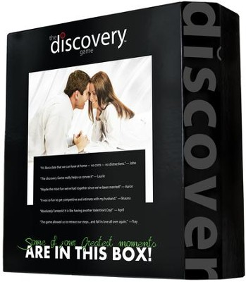 The Discovery Game: For a Married Couple    -     By: Ken Bankston