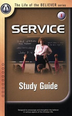 Service Study Guide  -     By: Chuck Smith