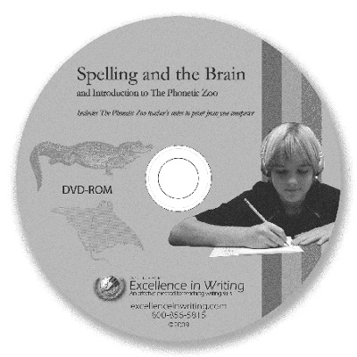 Spelling and the Brain--DVD   -     By: Andrew Pudewa