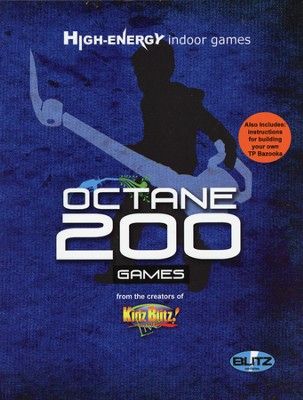 Octane 200 Games   -     By: Roger Fields, Ken Dovey