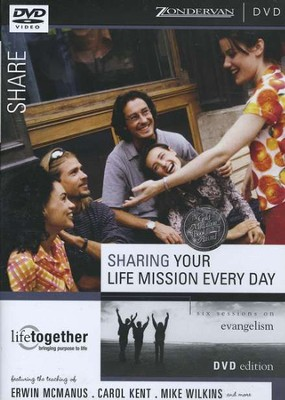 Sharing Your Life Mission Every Day: Purpose Driven Life Series, DVD  -