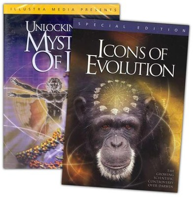 The Evolution 2 DVD Set   -
