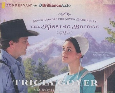 The Kissing Bridge - unabridged audiobook on CD  -     By: Tricia Goyer