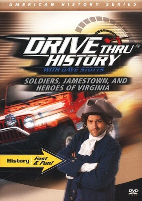 Drive Thru History: Soldiers, Jamestown, and Heroes of Virginia   -