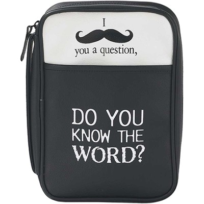 Do You Know the Word Bible Cover, Medium  -