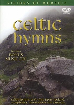 Celtic Hymns: Inspirational Music and Film from Ireland, DVD/CD  -