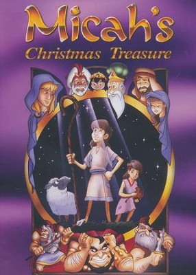 Micah's Christmas Treasure, DVD   -
