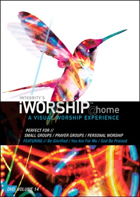 iWorship@Home, Volume 14 DVD-Rom  -