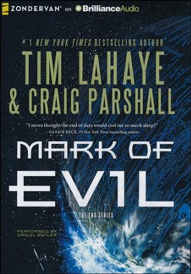 #4: Mark of Evil - unabridged audiobook on CD  -     By: Tim LaHaye, Craig Parshall