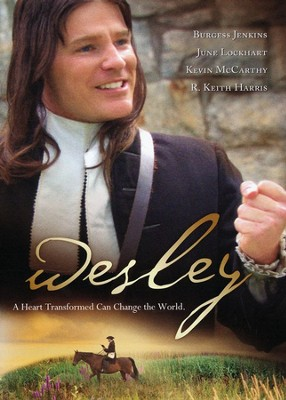 Wesley: A Heart Transformed Can Change the World, DVD   -